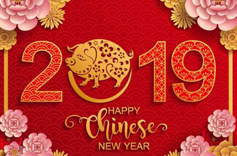 Chinese New Year Shutdown!