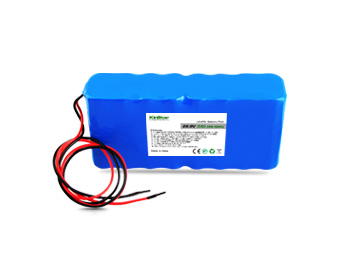 Kinstar LiFePO4 18650 28.8V 3Ah 9S2P Rechargeable Battery with PCB & Bare Leads