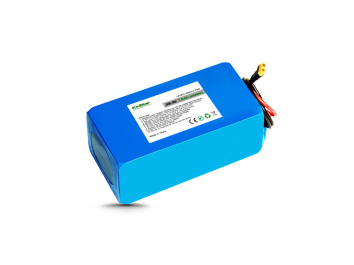 Kinstar LiFePO4 18650 38.4V 7.5Ah 12S5P Rechargeable Battery with BMS & XT60