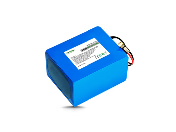 Kinstar LiFePO4 18650 41.6V 9Ah 13S6P Rechargeable Battery with BMS & XT60