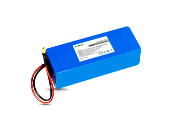 Kinstar LiFePO4 18650 44.8V 7.5Ah 14S5P Rechargeable Battery with BMS & XT60