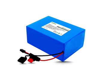 Kinstar LiFePO4 26650 48V 12Ah 15S4P Rechargeable Battery with BMS & 40A Fuse