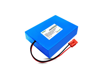 Kinstar LiFePO4 18650 51.2V 10Ah 16S7P Rechargeable Battery with BMS & Anderson