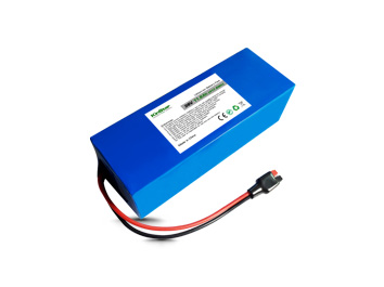 Kinstar Li-ion 18650 PF Cells 36V 11.6Ah Battery Pack 10S4P with BMS for Pedelecs & E-Bikes