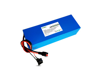 Kinstar Li-ion 18650 M26 10S5P 36V 13Ah Battery Pack with BMS Protection for eBikes & Pedelecs