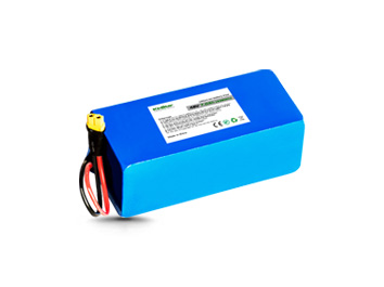 Kinstar Li-ion 18650GA 13S2P 48V 7Ah Battery Pack with BMS for eBikes Pedelecs & E-scooters