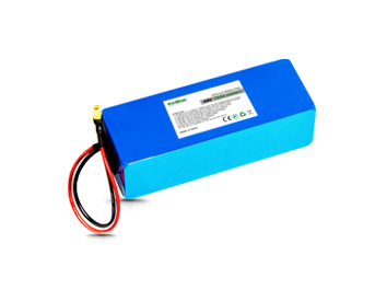 Kinstar Li-ion 18650 MJ1 13S3P 48V 10Ah Battery Pack with BMS for eBikes Pedelecs & E-scooter