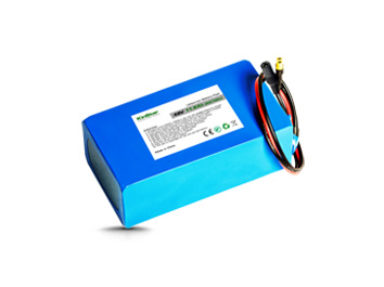 Kinstar Li-ion 18650 MG1 48V 11.6Ah Battery Pack 13S4P with BMS for eBikes Pedelecs E-scooter