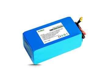 Kinstar Li-ion 18650 MH1 13S5P 48V 16Ah Battery Pack with BMS for eBikes Pedelecs & E-scooters