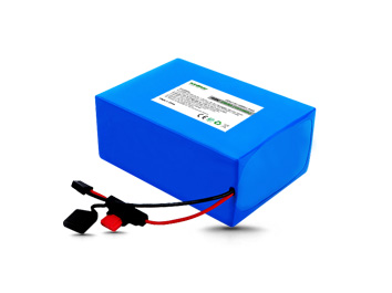 Kinstar Li-ion 18650 48V 28Ah Battery Pack 13S13P with BMS for eBikes Pedelecs & E-scooters
