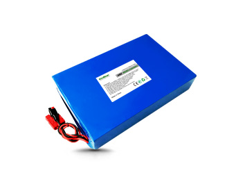 Kinstar Li-ion 18650PF 13S14P 48V 40Ah Battery Pack with BMS for ESS & LED Systems & LEV