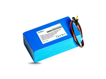 Kinstar Li-ion 18650PF 50.4V 11.6Ah Battery Pack 14S4P with BMS & XT60 for eBikes and Pedelecs
