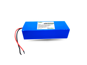 Kinstar LiPo 9759156 7S1P 24V 10Ah Lithium-ion Polymer Battery Pack with BMS for Pedelec bikes