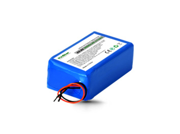 Kinstar LiPo 7560100 6S1P 22.2V 5000mAh Lithium Polymer Battery Pack with PCB and Bare Leads
