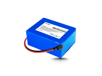 Kinstar LIPO 8788130 13S1P 48V 10Ah 480Wh Lithium Polymer Battery Pack with BMS for eBikes